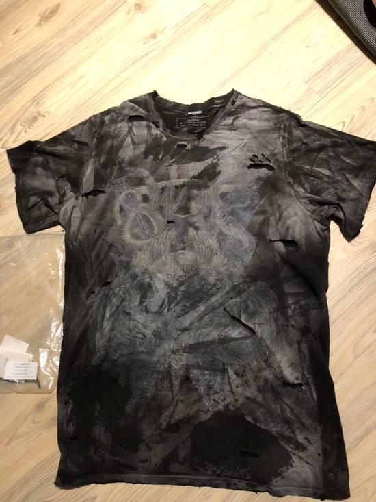 Balmain balmain t-shirt oversize Size US XL / EU 56 / 4