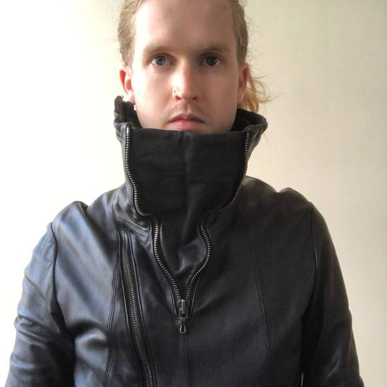 Julius SS14 [ghost;] high neck jacket Size US S / EU 44-46 / 1 - 3