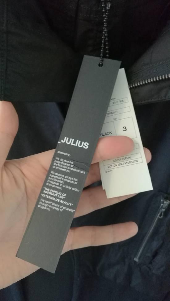 Julius BNWT 2017SS Limited Cargo Slit Cut Flare Wide Pants Size US 32 / EU 48 - 6