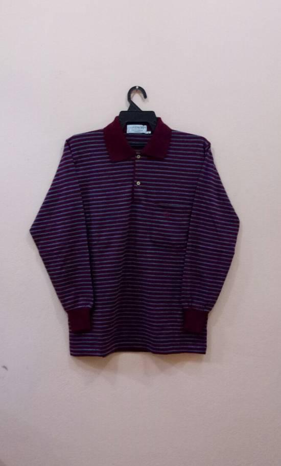 Givenchy Rare!! GIVENCHY long sleeve shirt polo shirt nice design stripe colour small size Size US S / EU 44-46 / 1
