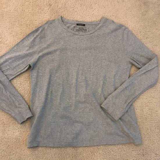 Balmain Mint Blue Long Sleeve Size US XL / EU 56 / 4