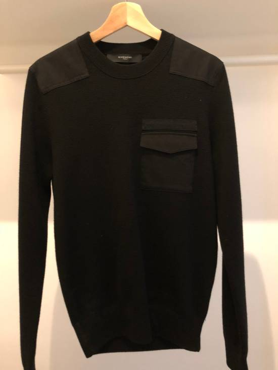Givenchy Givenchy Pocket Sweater Size US S / EU 44-46 / 1