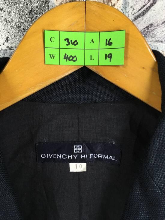 Givenchy GIVENCHY Ladies Coat Jacket Small Black Vintage Designer Givenchy Yohji Comme Des Buttondown Formal Blazer Cropped Women Size S Size US S / EU 44-46 / 1 - 2