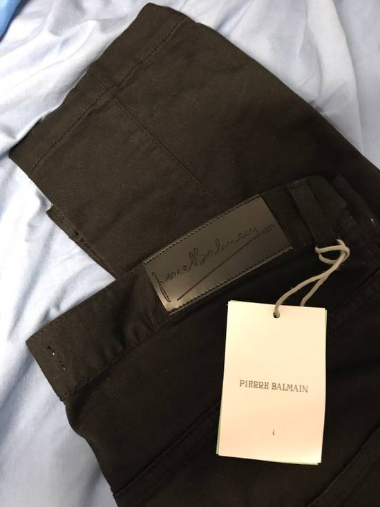 Balmain *Last Drop* Black Denim Size US 32 / EU 48