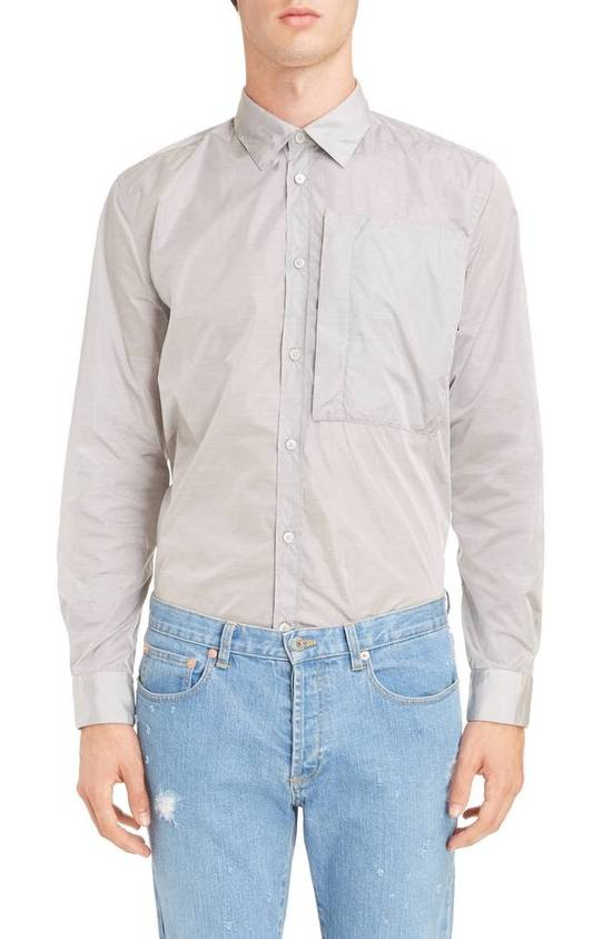 Givenchy Nylon Zipped Pocket Shirt Size US M / EU 48-50 / 2 - 1