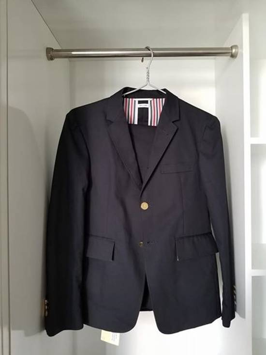 Thom Browne Thom Browne full-suit (jacket sz0, pants size 1) Size 36R - 1