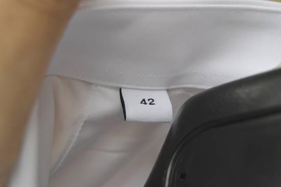 Givenchy White Metal Stars Collar Shirt Size US L / EU 52-54 / 3 - 7