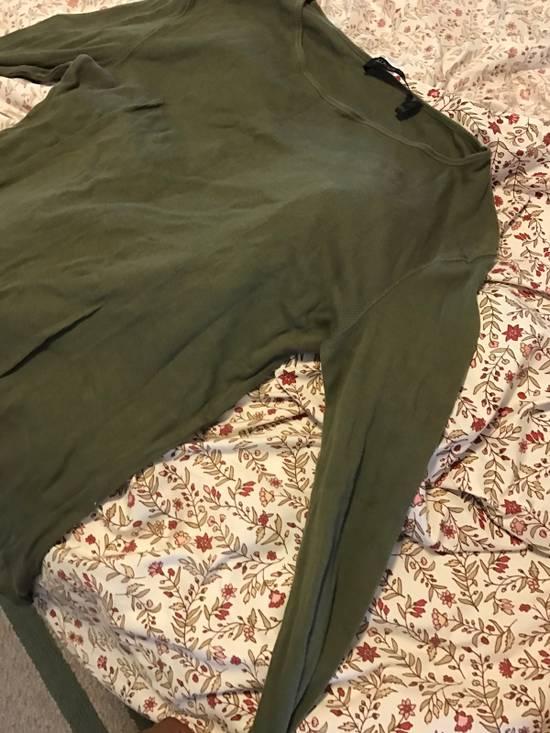 Balmain Long Sleeve Henley Size US M / EU 48-50 / 2 - 5
