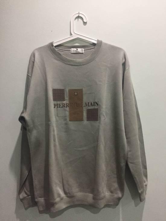 Balmain Pistachio Sweatshirt Size US M / EU 48-50 / 2