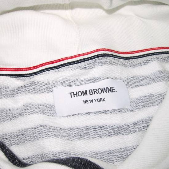 Thom Browne Thom Browne Stripes Hoodie Sweater Size US XL / EU 56 / 4 - 5