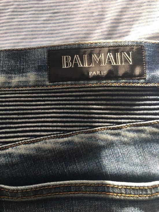 Balmain Jeans Size US 32 / EU 48 - 3