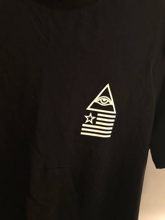 Givenchy Illuminati Print T-shirt Size US L / EU 52-54 / 3 - 2