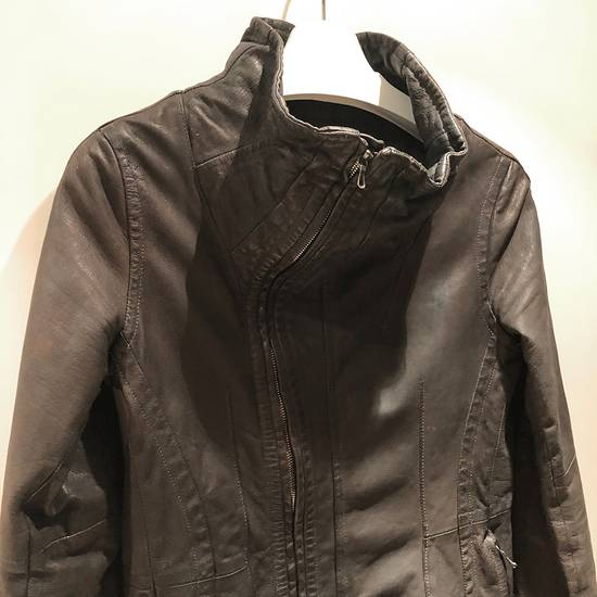 Julius Julius Goat Skin Leather Jacket Size US S / EU 44-46 / 1 - 4