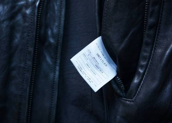 Julius FW07 Moto Leather Size 3 Size US M / EU 48-50 / 2 - 8