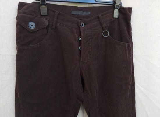Julius Brown Julius Corduroy Pants Size US 31 - 2