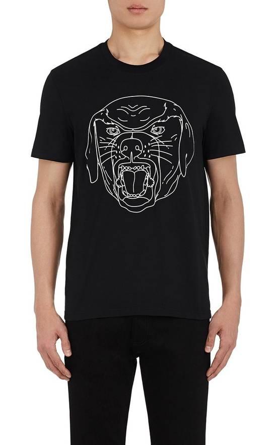 Givenchy Stencil Rottweiler T-shirt Size US XXS / EU 40 - 1