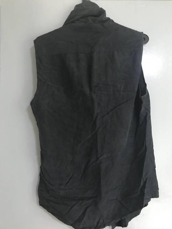 Julius SS13 drape collar shirt Size US S / EU 44-46 / 1 - 4