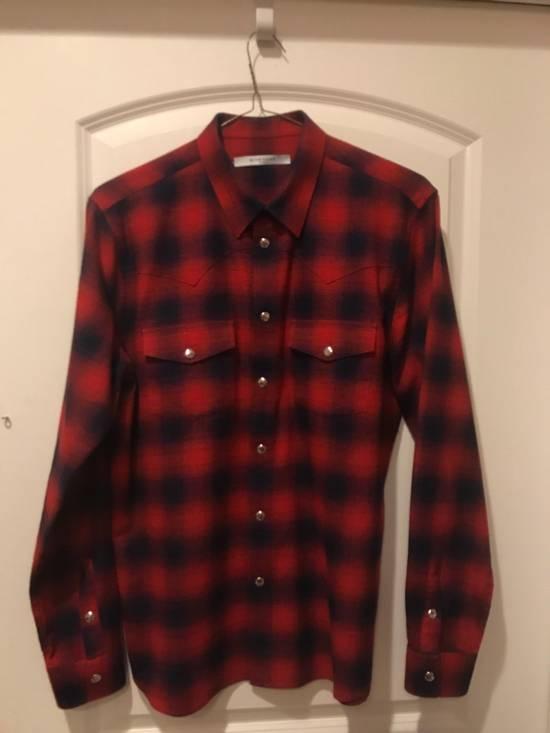 Givenchy Flannel Size US L / EU 52-54 / 3