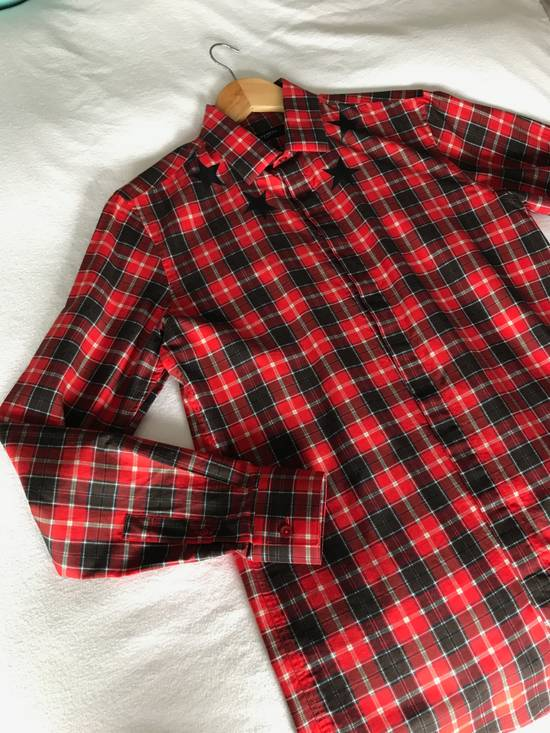 Givenchy Red Check Star shirt Size US S / EU 44-46 / 1 - 5