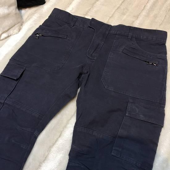 Balmain Balmain Petrol Blue Combat Pants Size US 34 / EU 50 - 1