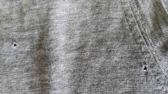 Balmain Distressed t-shirt Size US M / EU 48-50 / 2 - 4