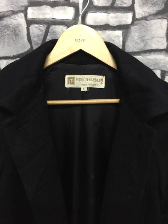 Balmain Gonna Delete Today!!Miss Balmain Wool Long Jacket Size US M / EU 48-50 / 2 - 3