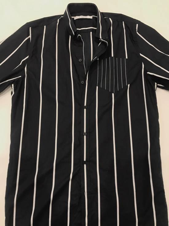 Givenchy Givenchy Pinstrip Shirt Size US S / EU 44-46 / 1
