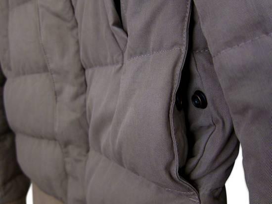 Balmain AW11 Khaki Military Down Jacket sz. 44 Size US XS / EU 42 / 0 - 1