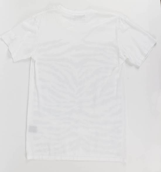 Balmain White Cotton Short Sleeve Embellished T-Shirt Size L Size US L / EU 52-54 / 3 - 3