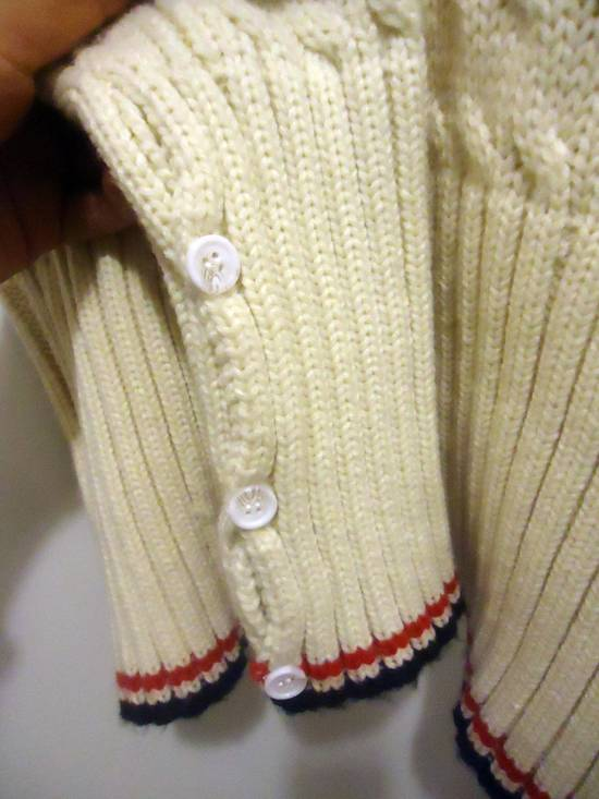 Thom Browne Cable Knit Wool Sweater Size US M / EU 48-50 / 2 - 3