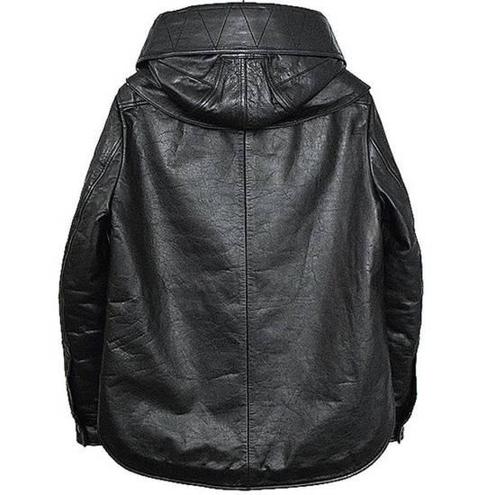 Givenchy AW10 oversized hood leather jacket Size US S / EU 44-46 / 1 - 2