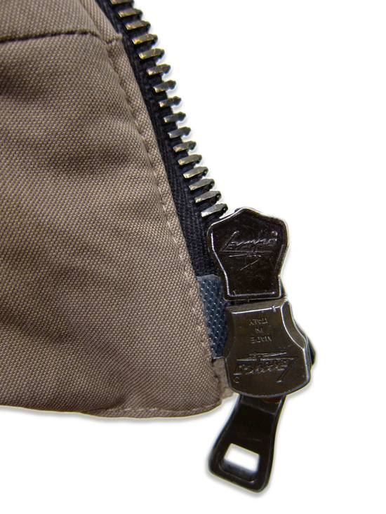 Balmain AW11 Khaki Military Down Jacket sz. 44 Size US XS / EU 42 / 0 - 13