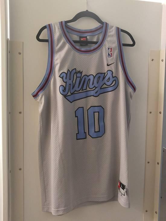best loved 04220 e2597 Sacramento kings mike bibby vintage jersey