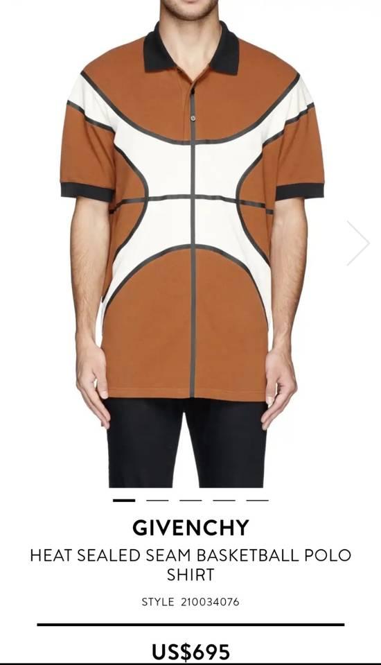 Givenchy Givenchy AW14 Givenchy Basketball Polo Shirt Size US S / EU 44-46 / 1
