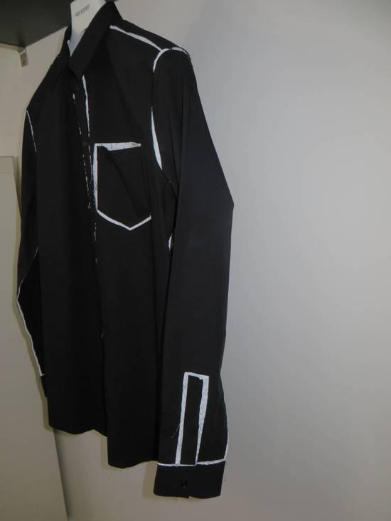 Givenchy Columbian fit deconstructed shirt Size US XS / EU 42 / 0 - 6