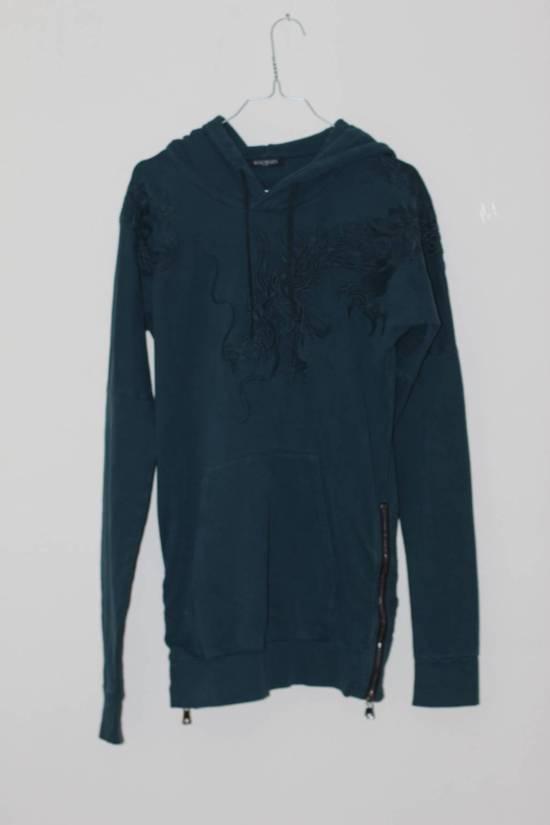 Balmain Embroided Dragon Hoodie Size US S / EU 44-46 / 1