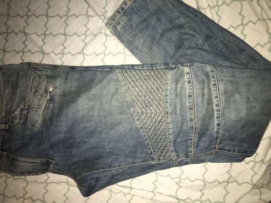 Balmain Balmain biker Jeans Size US 36 / EU 52 - 4