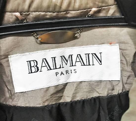 Balmain Vintage Balmain Paris Silk Jacket Size US M / EU 48-50 / 2 - 2