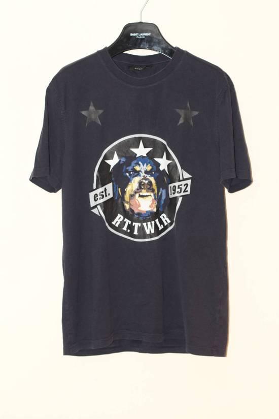 Givenchy Rottweiler Print T-shirt Size US L / EU 52-54 / 3