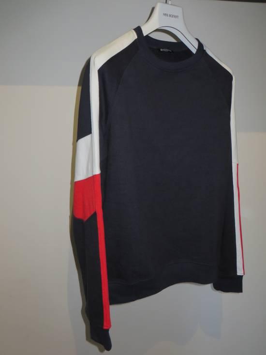 Balmain Sleeve detail sweatshirt Size US M / EU 48-50 / 2 - 1