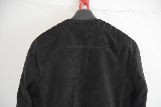 Balmain 1 of 1 Black Suede Biker Size US M / EU 48-50 / 2 - 6