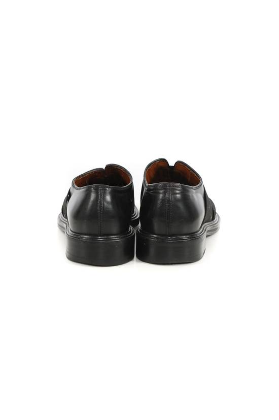 Givenchy Givenchy Black Leather Oxford Shoes Size US 8 / EU 41 - 3