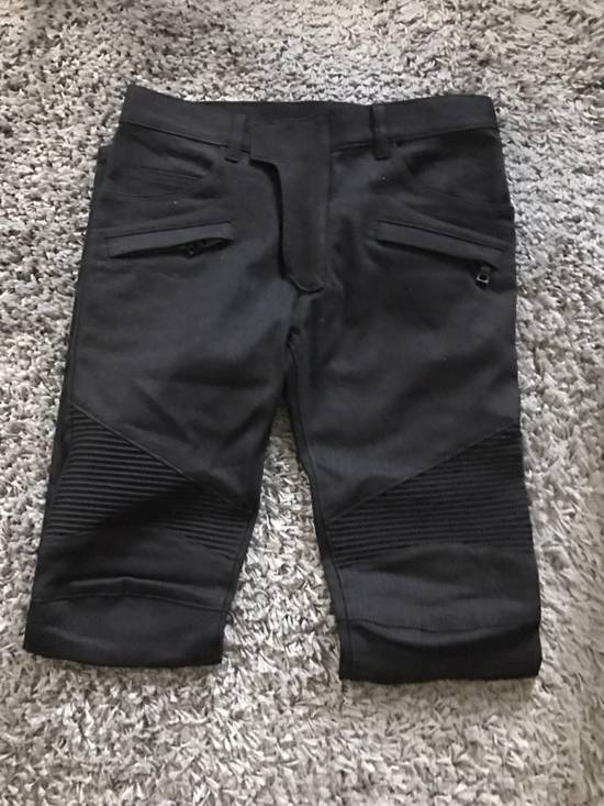 Balmain Balmain Biker Jeans Noir/Black Size 28 Size US 28 / EU 44 - 1