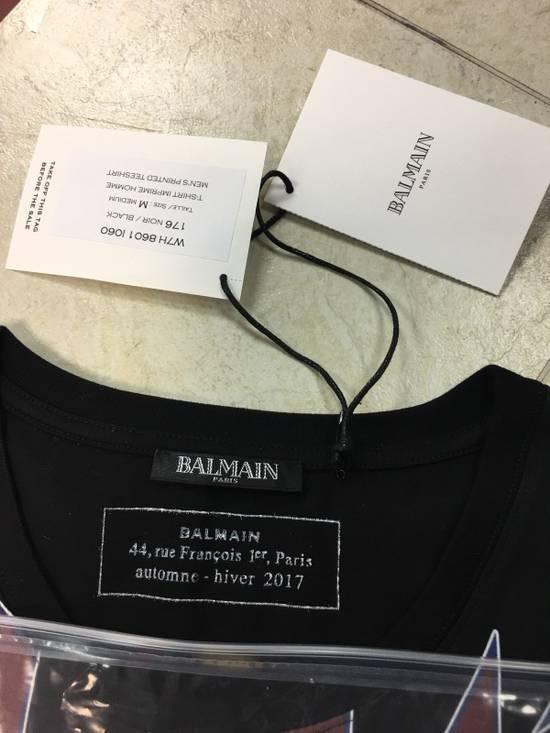 Balmain Balmain Animal Print T-Shirt Size US M / EU 48-50 / 2 - 3