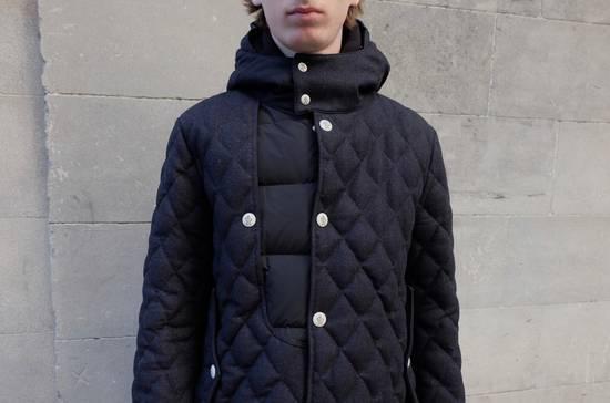 Thom Browne Thom Browne X Moncler Gamme Bleu down parka Size US L / EU 52-54 / 3