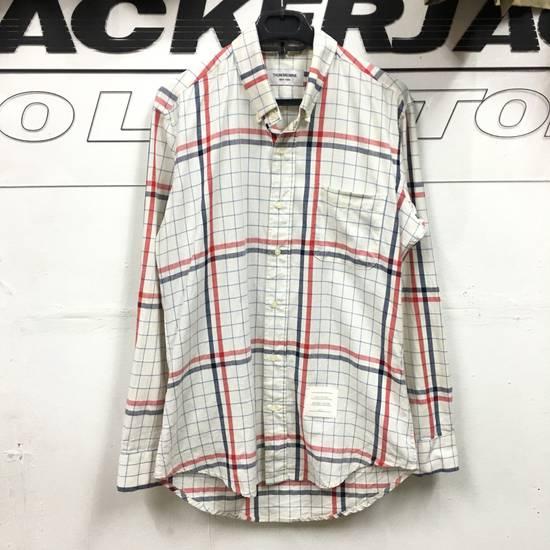 Thom Browne Thom Browne Brand Nova Long Sleeve Shirt Size US L / EU 52-54 / 3