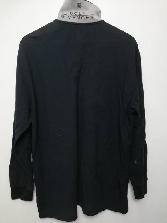 Givenchy Givenchy Long Sleeves Golf Polo Shirt Size US L / EU 52-54 / 3 - 5