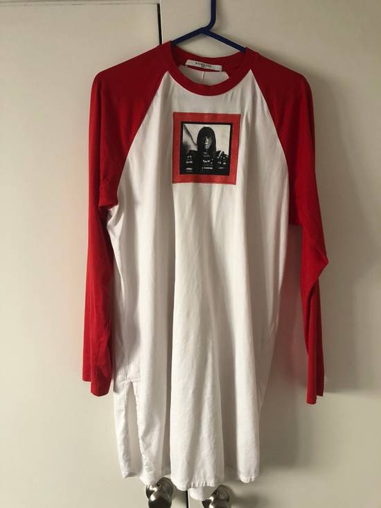 Givenchy Cotton Baseball Tee Size US M / EU 48-50 / 2 - 3