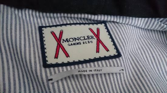 Thom Browne Thom Browne X Moncler Gamme Bleu down parka Size US L / EU 52-54 / 3 - 8
