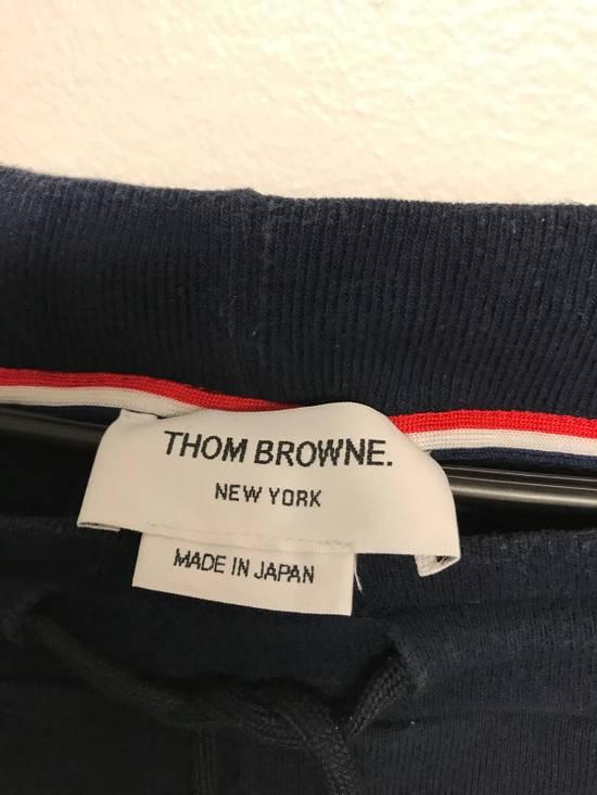 Thom Browne Classic TB Blue Sweatpants Size US 30 / EU 46 - 6